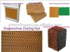 GLITTER 12 months warranty evaporative cooling pad
