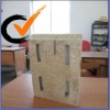 vermiculite fire board in fireplace