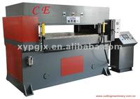 Auto feeding CNC control hydraulic tetrastyle hot cutting machine