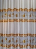 jacquard polyester curtains