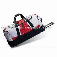 Travel wheeled trolly bag