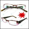 Crystal Optical Frames With Spring hinge made in Wenzhou