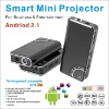 Andriod Smart Mini Portable Projector for Business