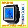 "AOKE AK810 1.44"" touch screen Watch Mobile Phone support Multi-Language with Bluetooth(Support OEM)"