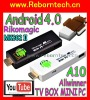 MK802 II Upgrade Android 4.0 mini TV Allwinner A10 IPTV