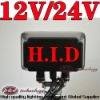 2011 new style 75w hid working lamp