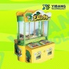 Arcade machine -Monkey Park Legend fruit machine lottery game machine coin pusher hot sale