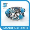 beautiful stainless steel bangle bracelets diamond 2012 hot sale
