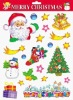 Removable Christmas Wall Sticker