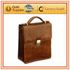 Italian leather office bags for men