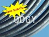 """1/8"""" two red rayon hydraulic brake hose at very low price"""