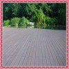 2012 High Quality Wpc/wood plastic composite decking