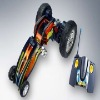 R/C Stunt Robot Toy Car