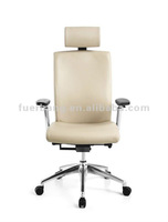 2012 SUODI 90308A hot sale leather aluminum leather chair
