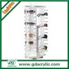 clear acrylic eyeglasses display stand