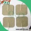 Square TENS carbon electrodes ,high quality!