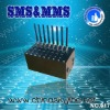 GSM modem 8 ports,RS232/USB interface,850/900/1800/1900MHZ gsm/gprs gsm bulk sms