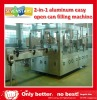 Pop open canning machine