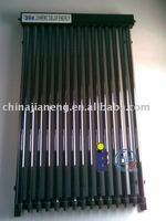 solar collector with solar keymark