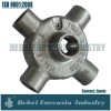 Galvanized Malleable Iron four Way and Outlet Conduit Fitting