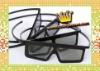 fashion plastic polarized 3d glasses