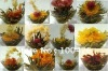 artistic flower tea,100% hand-made