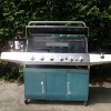 Outdoor gas oven/stove/bbq grill cookware