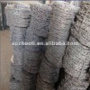 Anping all kinds of galvanized barbed wire with high quality for sale