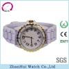 2013 the fashion leisure jelly quartz watch silicone