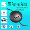 777 stomp foot-tap cord switch for floor lamps and press brake