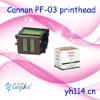 Inkjet print head Cannon PF-03, PF-03 printhead for canon iPF500,iPF5000,iPF510,iPF5100,iPF600,iPF610,iPF6100,iPF70