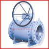 24 inch 300LB Metal Seat Trunnion Ball Valve