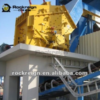 PF Series compression strength Less than 330Mp Coal primary Impact Crusher