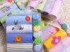 10pcs set ,(4pcs short sleeve romper +6pcs handkerchief), baby's romper, boy's romper, girl's romper,