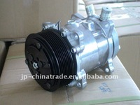 Auto air conditioner compressor