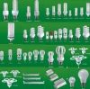 3u shape energy saving lamp