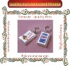 2012 new design plastic key chain for gifts