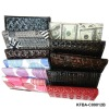hot sell leather wallet, cheap purse
