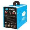TIG WELDING MACHINE WITH INVERTER TECHNOLOGY