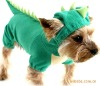Cute Dinosaur Cheap Dog Clothing