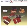 hot sale custom wooden id card holder