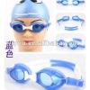 hot sale silicone swimming goggles