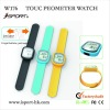 sports wristband pedometer watch with usb