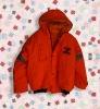 Nice Jacket raincot/ raincoats with hoody/ warm