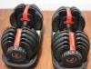 Sports Equipment - Bowflex 552 Dumbbells
