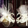 Romantic Swan Wedding Favor