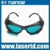 High quality 620-720nm Laser protecting safty glasses TD-EP-02