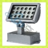 CE RoHS FCC 18W R/Y/B/G/W/WW/RGB led flood light outdoor garden project lamp