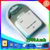Hot selling in Asia!Power bank for mobile phone 1900mah