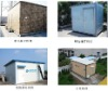 Telecom shelter / room / out door shelter /cool CTOF/Tele equipment room